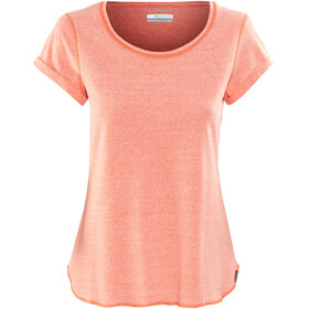 Columbia Trail Shaker - T-shirt manches courtes Femme - orange
